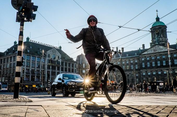 Nederland, Amsterdam, 11 okt 2015 Foto: Michiel Wijnbergh
